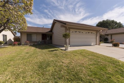 1165 Calle Del Baston, San Marcos, CA 92078 - MLS#: 180014027