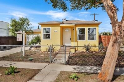3618 Meade Ave, San Diego, CA 92116 - MLS#: 180014055