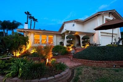 1322 Loma De Paz, Escondido, CA 92027 - MLS#: 180014077