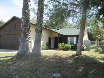 8503 Cordial Rd., El Cajon, CA 92021 - MLS#: 180014128