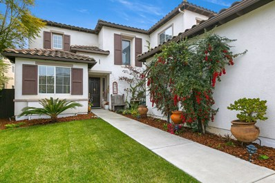 1460 Rivercrest Rd, San Marcos, CA 92078 - MLS#: 180014135