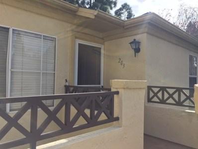 795 Brookstone Road UNIT 203, San Diego, CA 91913 - MLS#: 180014160