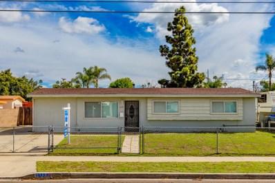 1379 Max Ave., Chula Vista, CA 91911 - MLS#: 180014165