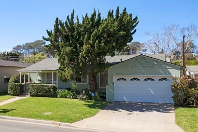 726 Catalina Blvd, San Diego, CA 92106 - MLS#: 180014205