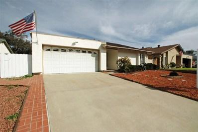 1787 Jasmine St, El Cajon, CA 92021 - MLS#: 180014240