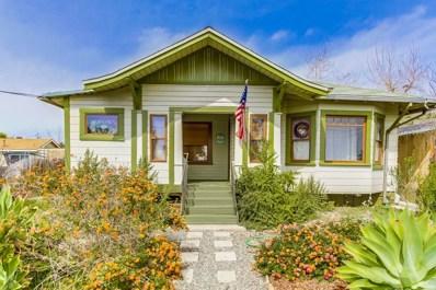7390 Lime Street, La Mesa, CA 91941 - MLS#: 180014444