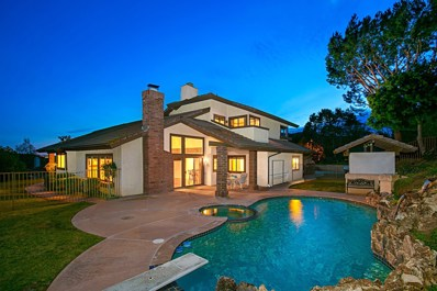 15273 Ridgeview Pl, Poway, CA 92064 - MLS#: 180014541