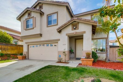 1425 Robles Dr, Chula Vista, CA 91911 - MLS#: 180014560