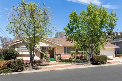 6248 Rockhurst Dr, San Diego, CA 92120 - MLS#: 180014760