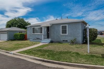 2036 Muscat St, San Diego, CA 92105 - MLS#: 180014773