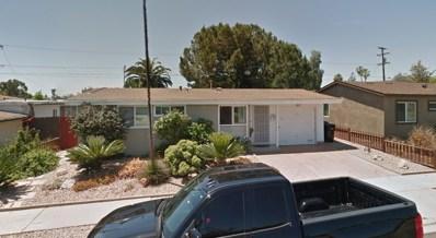 4625 Bannock Ave, San Diego, CA 92117 - MLS#: 180014784