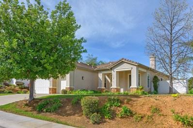 3149 Wynwood Ct, Escondido, CA 92027 - MLS#: 180014857