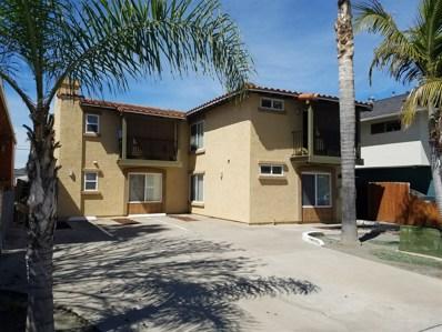 4360 42nd St UNIT 1, San Diego, CA 92105 - MLS#: 180015028