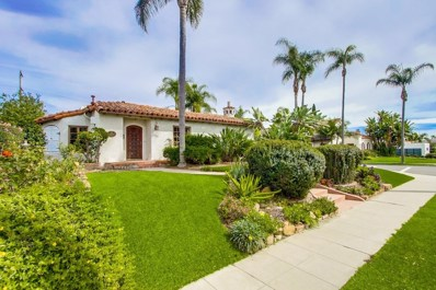 5159 Marlborough Dr, San Diego, CA 92116 - MLS#: 180015145