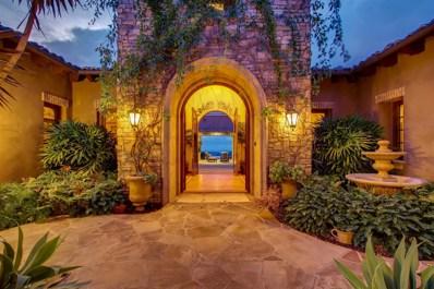 7930 Camino De Arriba, Rancho Santa Fe, CA 92067 - MLS#: 180015203