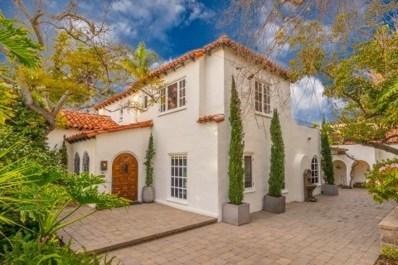 1004 Devonshire Drive, San Diego, CA 92107 - MLS#: 180015313