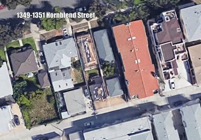 1349\/1351 Hornblend, San Diego, CA 92109 - MLS#: 180015371