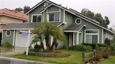 5313 Blackberry Way, Oceanside, CA 92057 - MLS#: 180015533