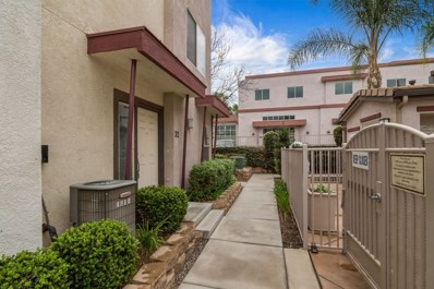 2533 Casata Glen UNIT 32, Escondido, CA 92025 - MLS#: 180015592