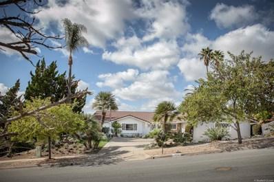 1722 Jeffrey Ave, Escondido, CA 92027 - MLS#: 180015656