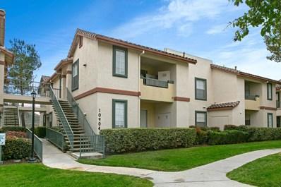 10904 Sabre Hill Dr UNIT 315, San Diego, CA 92128 - MLS#: 180015732