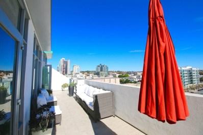 875 G St. UNIT 804, San Diego, CA 92101 - MLS#: 180015787