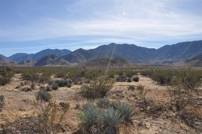 Great Southern Overland Route Of 1849, Julian, CA 92036 - MLS#: 180015805