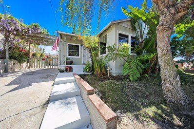 2051 Parrot Street, San Diego, CA 92105 - MLS#: 180015817