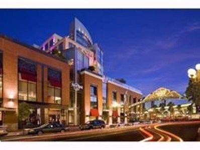 207 5TH Ave UNIT 308, San Diego, CA 92101 - MLS#: 180015891