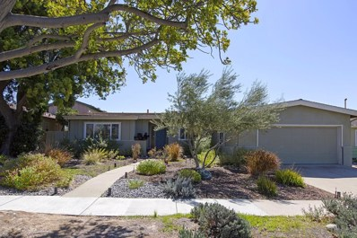 5615 Madra Ave, San Diego, CA 92120 - MLS#: 180015903