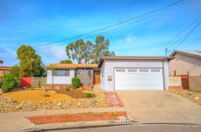 3450 Beagle Ct, San Diego, CA 92111 - MLS#: 180015989