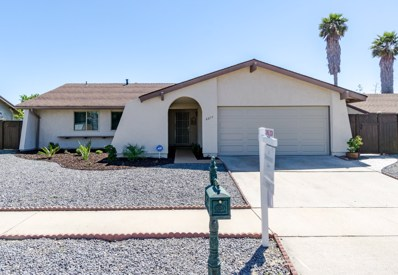 4079 Wooster Drive, Oceanside, CA 92056 - MLS#: 180015996