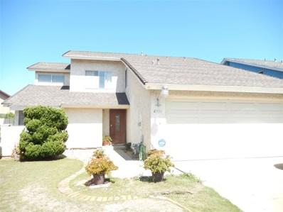 4386 Coleus Ct, San Diego, CA 92154 - MLS#: 180016100