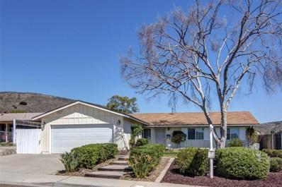 9460 Lake Canyon Rd, Santee, CA 92071 - MLS#: 180016143