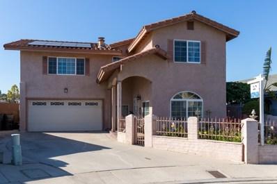 2758 Aristotle Dr, San Diego, CA 92139 - MLS#: 180016237