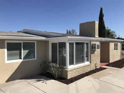 546 E El Norte Pkwy, Escondido, CA 92026 - MLS#: 180016275