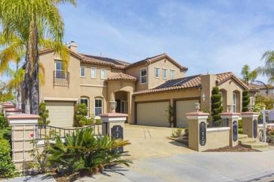 11670 Aspendell, San Diego, CA 92131 - MLS#: 180016519