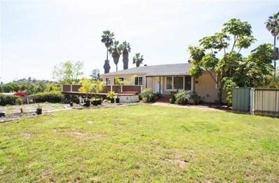 9145 Dillon Drive, La Mesa, CA 91941 - MLS#: 180016571