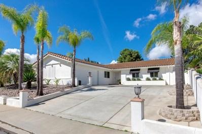 17048 Montura Dr, San Diego, CA 92128 - MLS#: 180016603