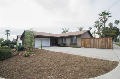 3940 Bedford Ave, Oceanside, CA 92057 - MLS#: 180016727