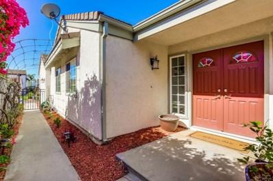 1864 Guilder Gln, Escondido, CA 92029 - MLS#: 180016747