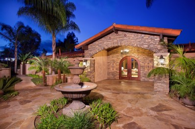 15312 Las Planideras, Rancho Santa Fe, CA 92067 - MLS#: 180016892