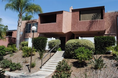 7740 Margerum Ave UNIT 210, San Diego, CA 92120 - MLS#: 180016982