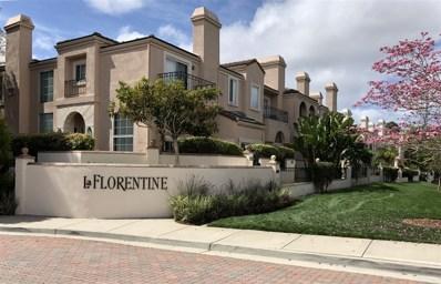 5161 Renaissance Ave UNIT Unit D, San Diego, CA 92122 - MLS#: 180016994