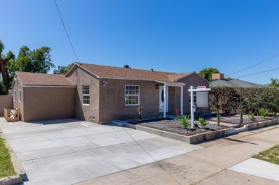 610 Prescott Ave, El Cajon, CA 92020 - MLS#: 180017010