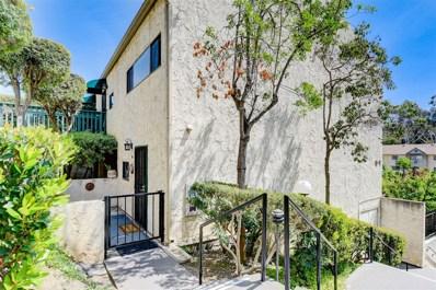 7940 University Ave UNIT 9, La Mesa, CA 91942 - MLS#: 180017062