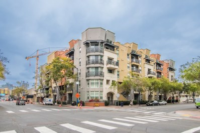 550 Park Blvd UNIT 2410, San Diego, CA 92101 - MLS#: 180017097