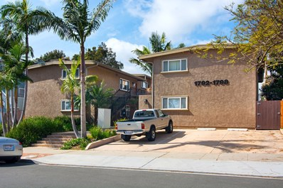 1792 Missouri St UNIT 2, San Diego, CA 92109 - MLS#: 180017112