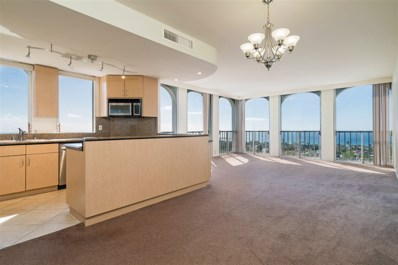 1001 Genter Street UNIT 6J, La Jolla, CA 92037 - MLS#: 180017160