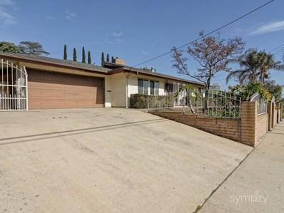 1555 Olive Hills Avenue, El Cajon, CA 92021 - MLS#: 180017166